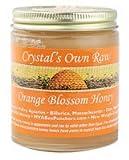 Crystal's Own Raw Orange Blossom Honey -- 8.8 oz