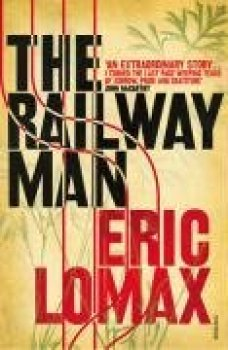 """Cover of """"THE RAILWAY MAN"""""""
