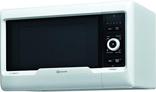 Bauknecht MW 70 WS Mikrowelle / 1100 W / 20 L Garraum / Mikrowelle 700 W / weiß