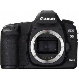 The Canon EOS 5D
