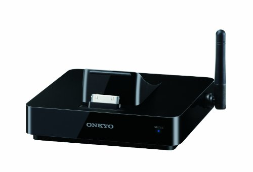 ONKYO オーディオレシーバー AirPlay対応 ブラック DS-A5(B)