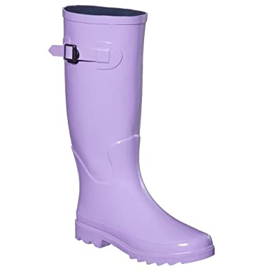 Product Image Women's Zetta Tall Rain Boots - Lilac