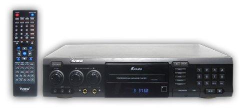 Best Price iVIEW 2000K MIDI DVD CD+G Professional Karaoke Player on