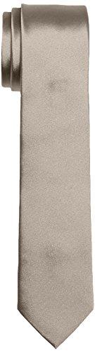 Calvin-Klein-Herren-Krawatte-Slim-64-cm