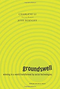 "Cover of ""Groundswell: Winning in a World..."