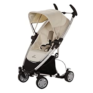 Quinny Zapp Xtra Stroller, Natural Mavis