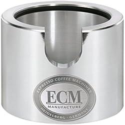 ECM 89420 - Prensador de café, color plateado