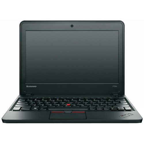 Lenovo ThinkPad X130e 062223U 11.6-Inch LED Notebook - Dual-Core Fusion E-450 1.65GHz 320GB HDD 4GB DDR3 - Matte Black
