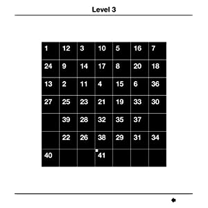 The Hardest Game (A Number Puzzle for Kindle) by Nice Games