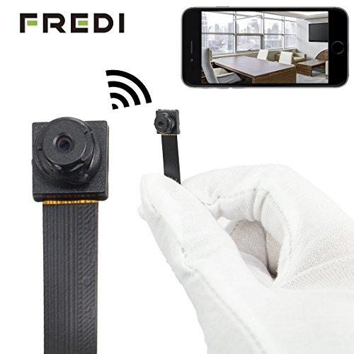 Hidden Security Cameras