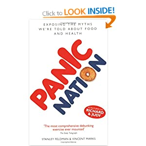 Panic Nation: Unpicking the Myths We're Told About Food and Health