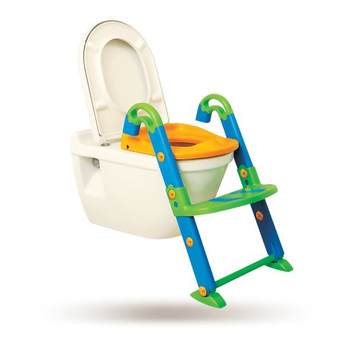 3-in-1 Toilet Trainer Potty Toilet Seat
