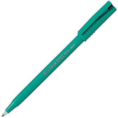 ぺんてる ボールPentel 水性ボールペン 0.6mm 黒 [1本] B100-AD