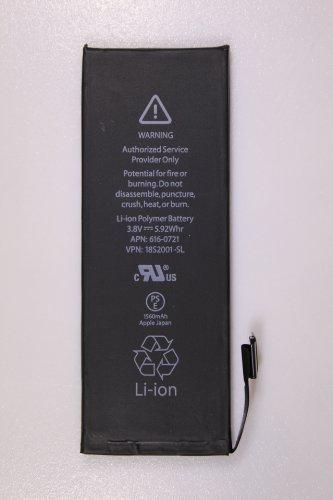 iPhone5S専用 交換バッテリー/APN616-0721 水没 修理 交換に! -