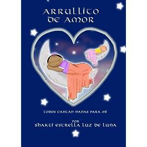 Arrullito de Amor, libro con cd