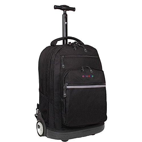919c5a652fac J World New York Rbs-19 Sundance Ⅱ Rolling Backpack