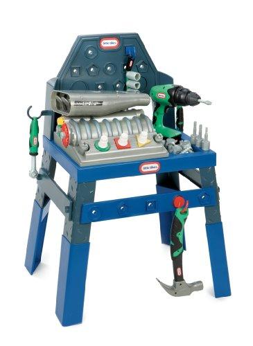 Toy Work Bench 2 In 1 Engine Block Workbench