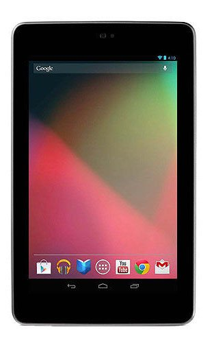 Google Nexus 7 Wi-Fi Tablet 16GB Android 4.1 Jelly Bean - 米国保証 - 並行輸入品