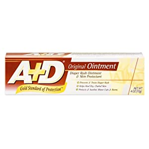 tube of A&D ointment