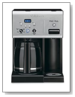 Image Result For Cuisinart Cup Coffee Maker With Water Systema