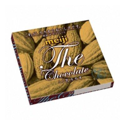 明治 ザ・チョコレートこく苦カカオ 7本 60コ入り
