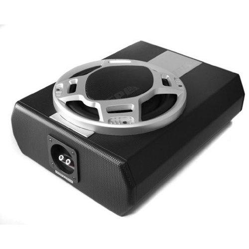spl 10 25cm subwoofer bassbox passiv flach 600w test. Black Bedroom Furniture Sets. Home Design Ideas