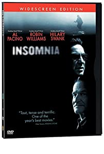 "Cover of ""Insomnia (Widescreen Edition)"""