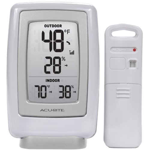 Best Indoor Outdoor Thermometer Reviews | Home Product Reviews