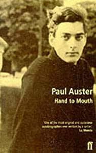 """Cover of """"Hand to Mouth: A Chronicle of E..."""