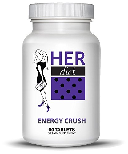 HERdiet Energy Crush For Women Extra Strength Supplement with Appetite Suppressant Diet Pills Triple Boost ...