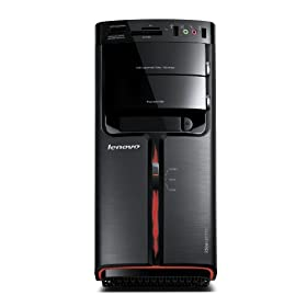 Lenovo K330B 77472DU Desktop (Black)
