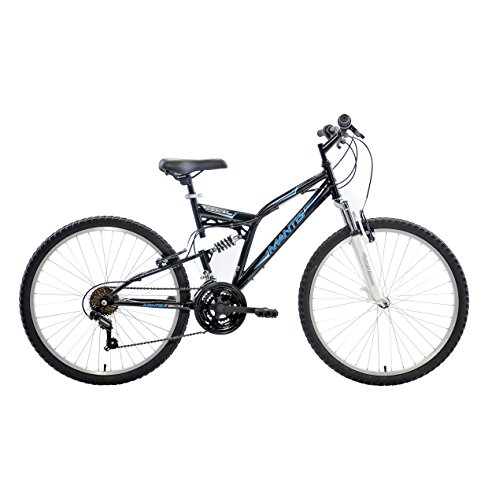 Cycle Force Dual Suspension Mountain White Bike 26 Inch Wheels 18 In Frame Men's