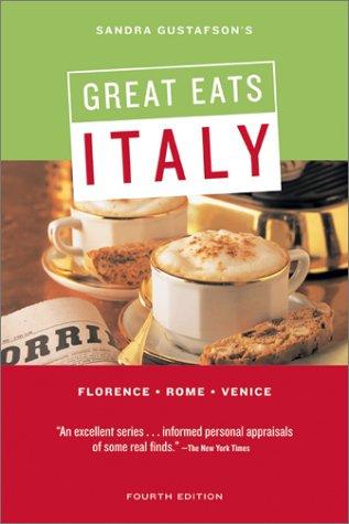 Sandra Gustafson's Great Eats Italy
