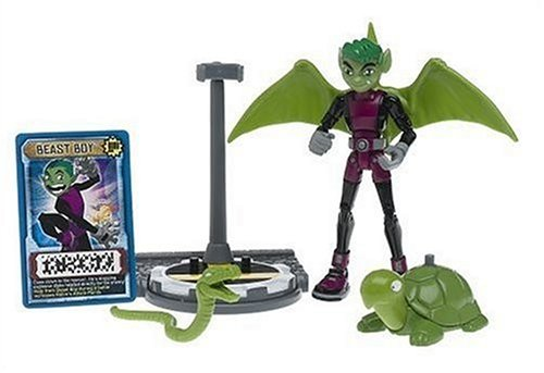 Teen Titan Toy : Teen titans deluxe action figure beast boy best sellers