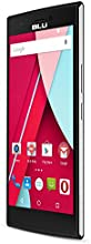 BLU Life One 4G LTE Smartphone - GSM Unlocked - 8GB + 1GB RAM - Black