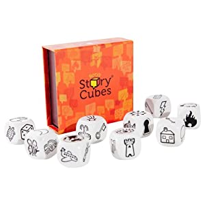 The Creativity Hub Rory's Story Cubes