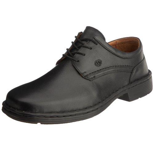 Josef Seibel Schuhfabrik GmbH Talcott 38200 23 600, Herren Klassische Halbschuhe, Schwarz (schwarz), EU 46