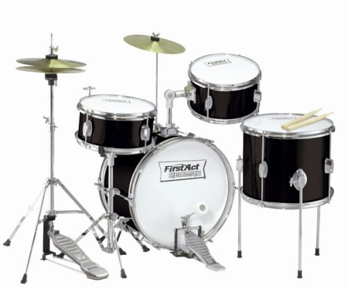 Best First Act Discovery FD483 8 Piece Drum Set For sale   Electric     First Act Discovery FD483 8 Piece Drum Set