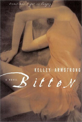 Cover of Bitten by Kelley Armstrong