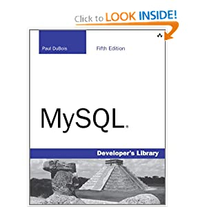 MySQl 5th Eidition