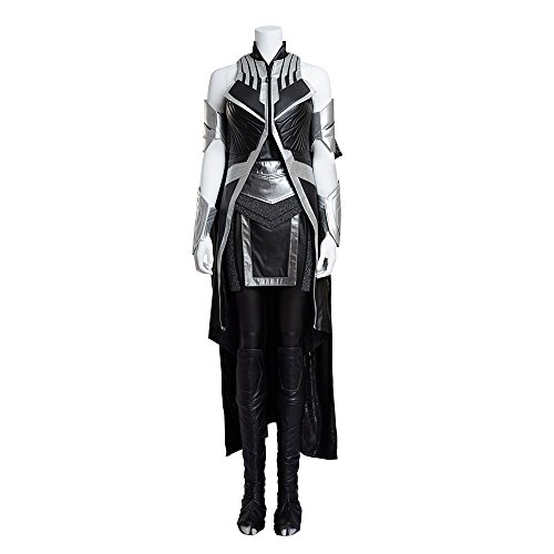MLYX Women's X-Men: Apocalypse Storm Cosplay Costume Deluxe Outfit (X-Large)