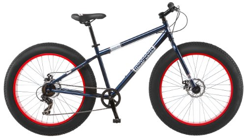Mongoose Men's Dolomite Fat Tire Bike