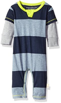 Burts-Bees-Baby-Boys-Organic-Rugby-Stripe-Henley-Tee-Coverall