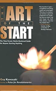 """Cover of """"The Art of the Start: The Time-..."""