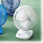 Lasko Personal Fan#2002W, 6 Inches, White for $17.73 + Shipping