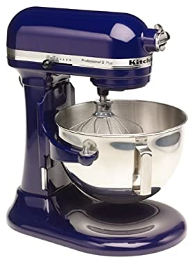 Product Image KitchenAid Professional 5 Plus Stand Mixer - Cobalt