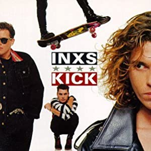 """Cover of """"Kick"""""""
