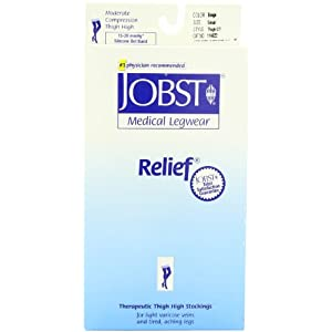 Jobst Relief, Thigh CT,  Small, Beige