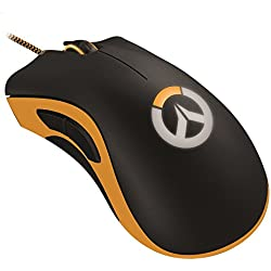 Razer Overwatch DeathAdder Chroma Gaming Mouse (RZ01-01210300-R3M1)