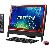 NEC PC-VN770GS6R [VALUESTAR N VN770/GSシリーズ 21.5型ワイド液晶/HDD2TB/ブルーレイディスクドライブ クランベリーレッド]